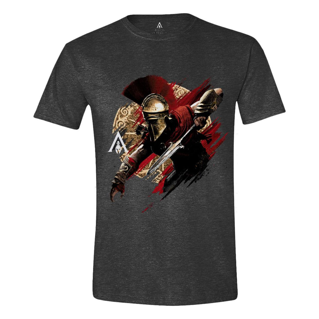 Assassin's Creed Odyssey T-Shirt Alexios Charge Size L