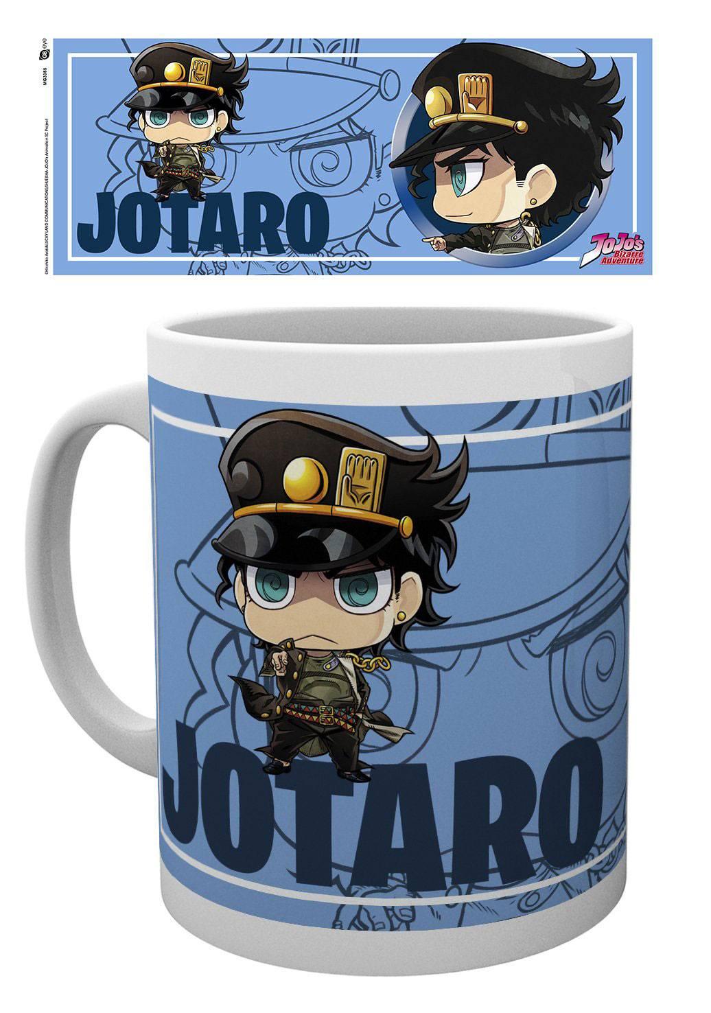 Jojo's Bizarre Adventure Mug Jotaro Chibi