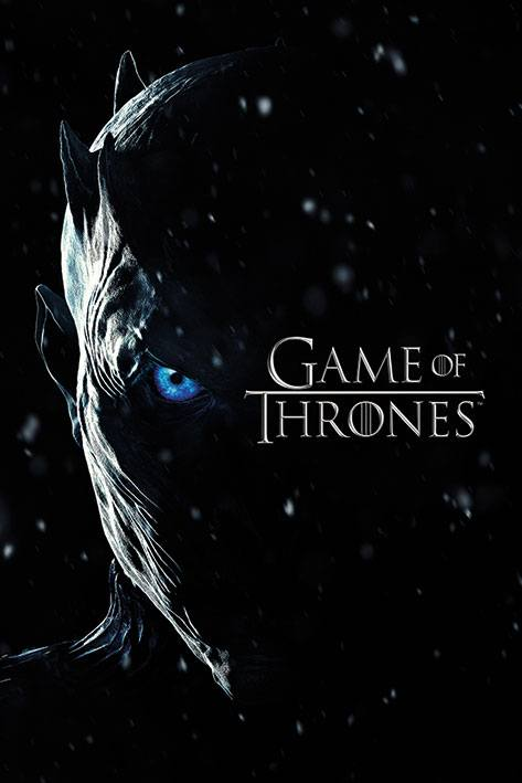 Game of Thrones Poster Pack S7 Night King 61 x 91 cm (5)