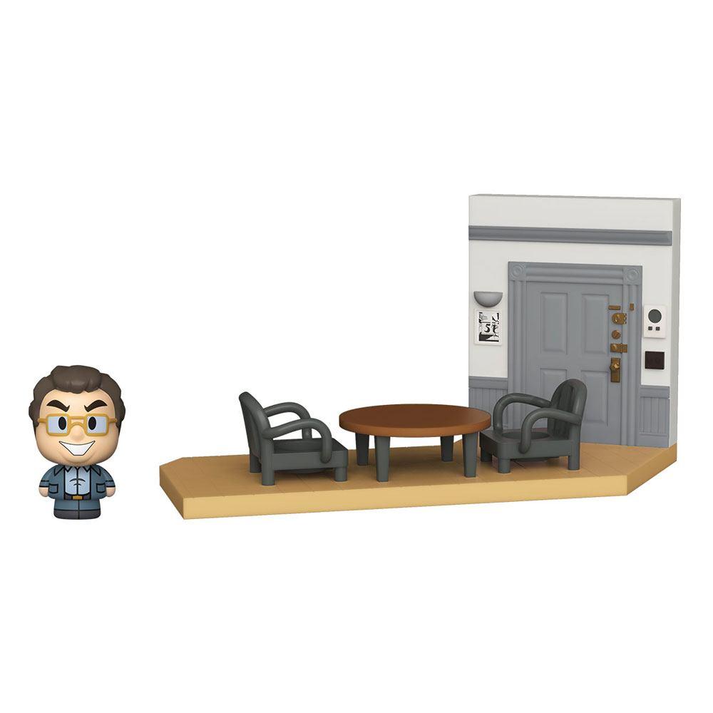 Seinfeld Mini Moments Vinyl Figures Newman Assortment (6)