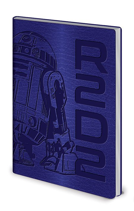 Star Wars Flexi-Cover Notebook A5 R2-D2