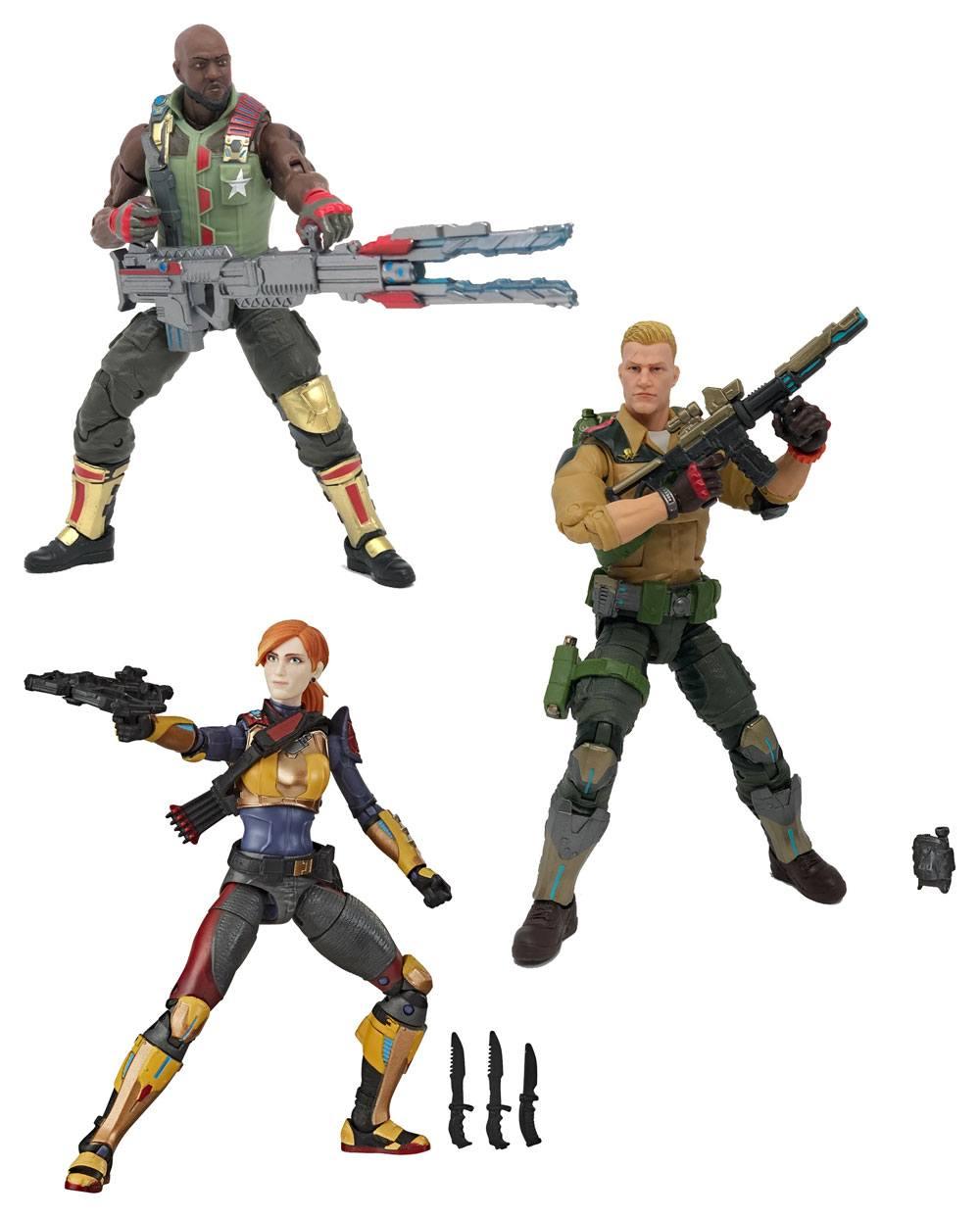G.I. Joe Classified Series Action Figures 15 cm 2020 Wave 1 Assortment (6)