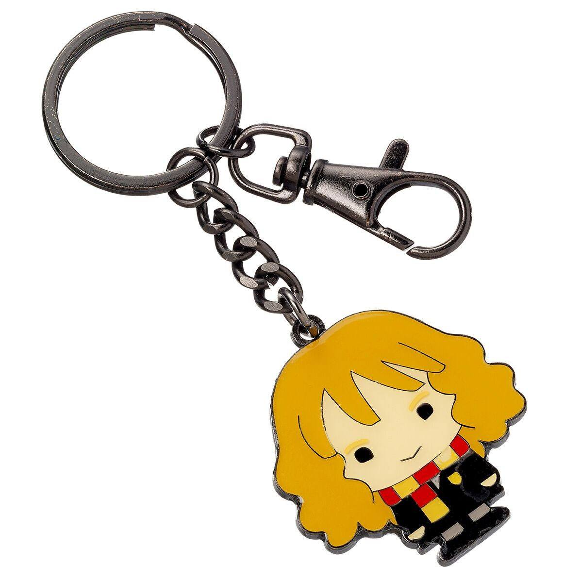 Harry Potter Cutie Collection Keychain Hermione Granger (silver plated)