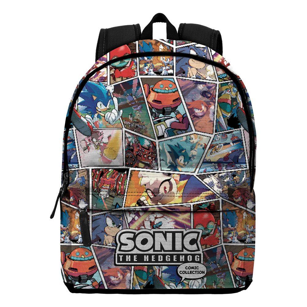 Sonic - The Hedgehog HS Backpack Comic