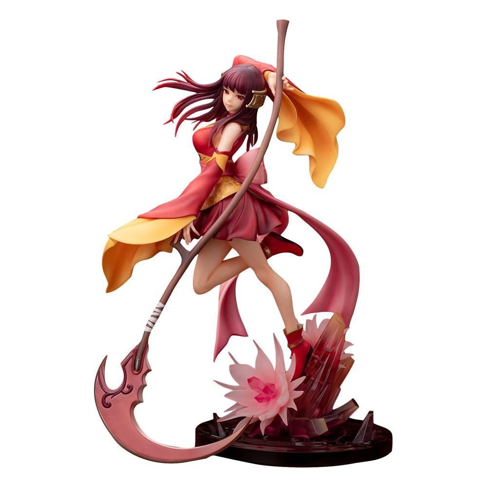 The Legend of Sword and Fairy Statue 1/7 Long Kui The Crimson Guardian Princess Ver. 31 cm