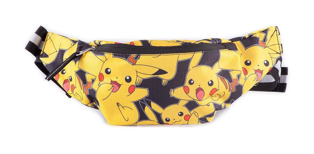 Pokémon Belt Bag Pikachu AOP