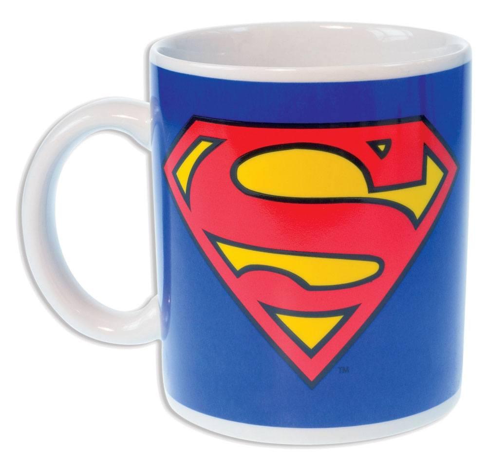 Superman Mug Logo