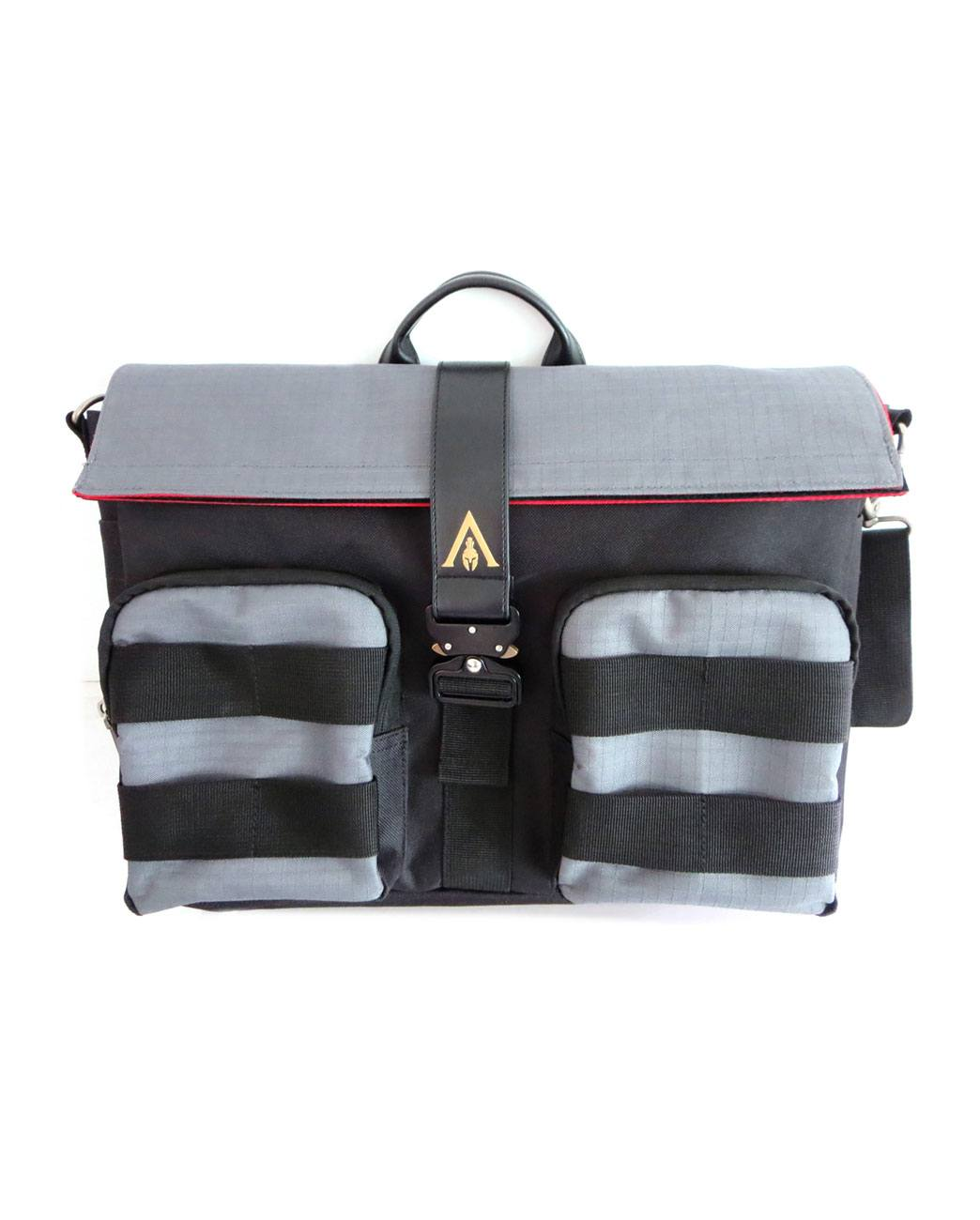 Assassin's Creed Odyssey Messenger Bag Washed