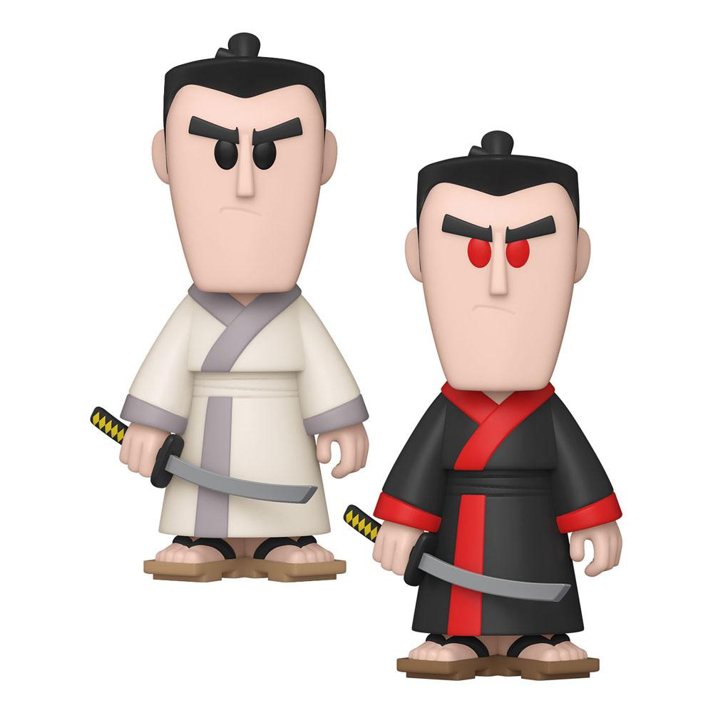 Samurai Jack POP! Movies Vinyl SODA Figures Samurai Jack 11 cm Assortment (6)