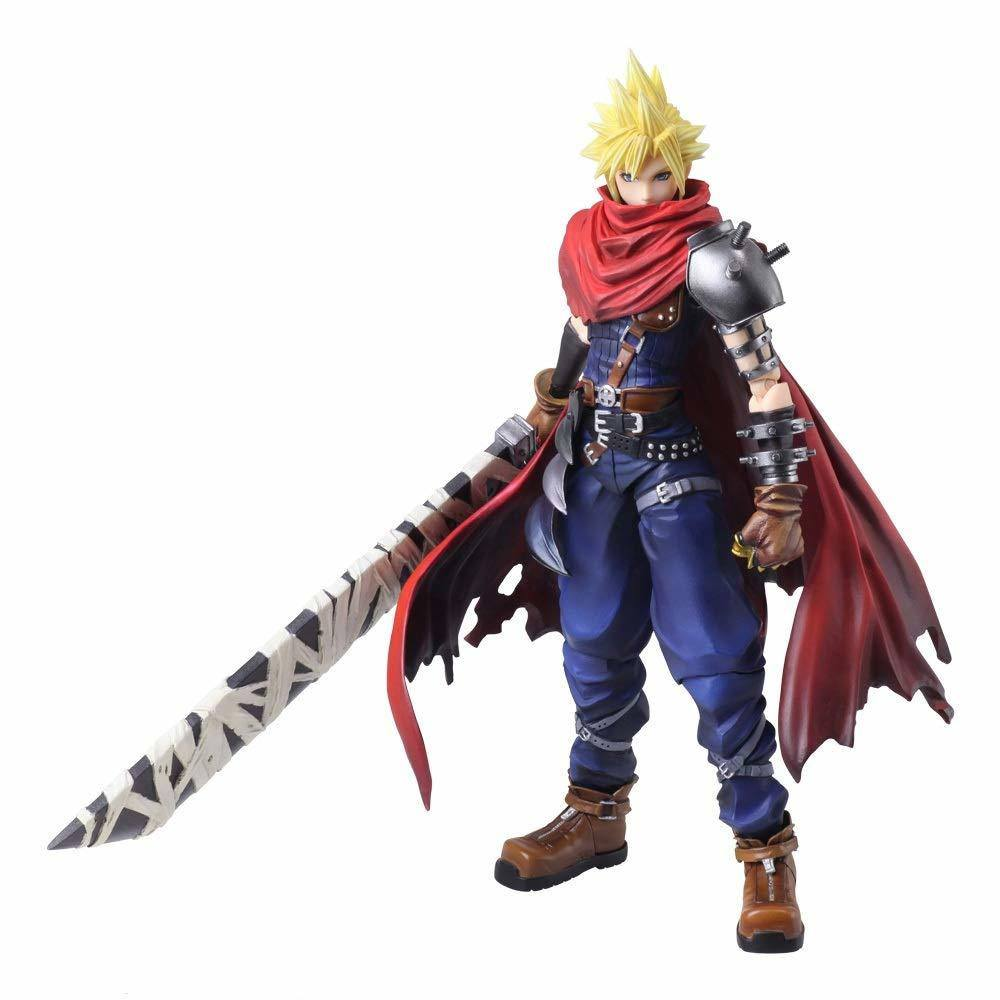 Final Fantasy VII Bring Arts Action Figure Cloud Strife Another Form Ver. 18 cm