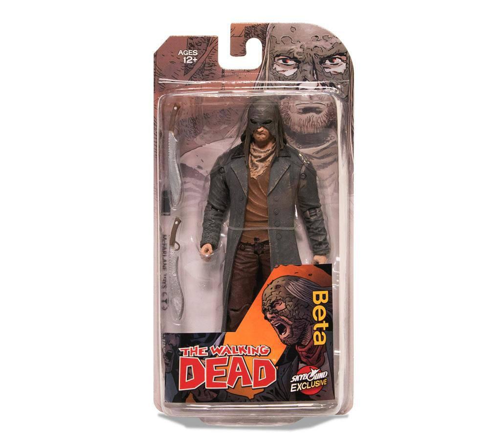 The Walking Dead Action Figure Beta (Color) 15 cm
