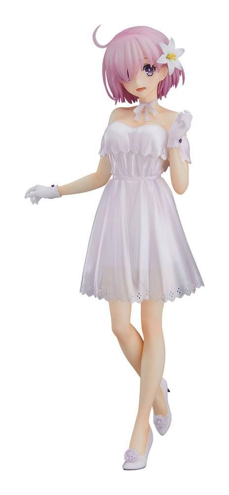 Fate/Grand Order PVC Statue 1/7 Shielder/Mash Kyrielight: Heroic Spirit Formal Dress Ver. 23 cm