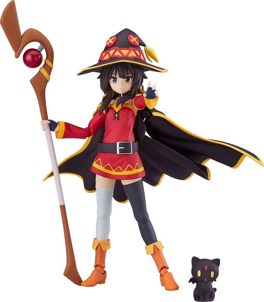 Kono Subarashii Sekai ni Shukufuku o! 2 Figma Action Figure Megumin 13 cm