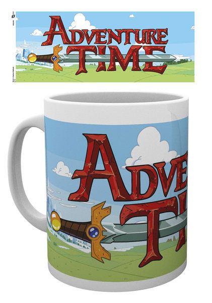 Adventure Time Mug Logo