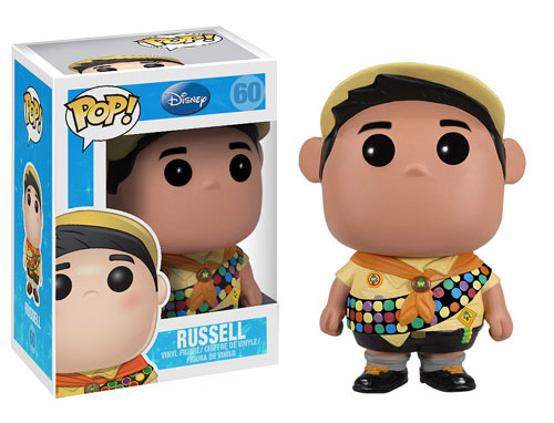 Up POP! Vinyl Figure Russell 10 cm