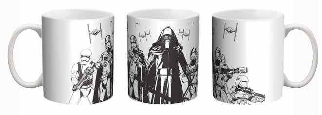 Star Wars Episode VII Mug Kylo Ren Character Art