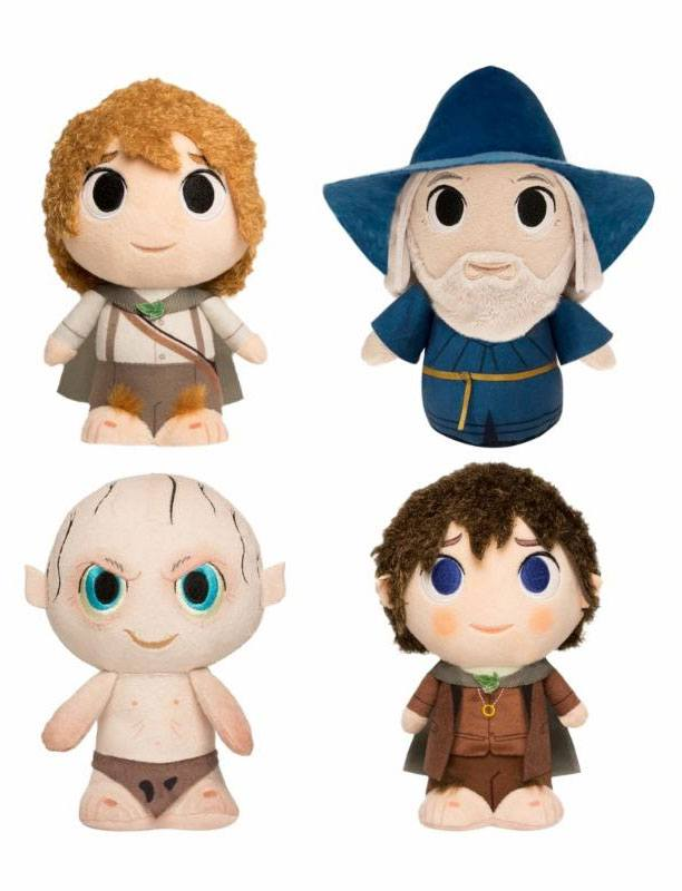 Lord of the Rings Super Cute Plushies Plush Figure 18 cm Display Wave 1 (6)