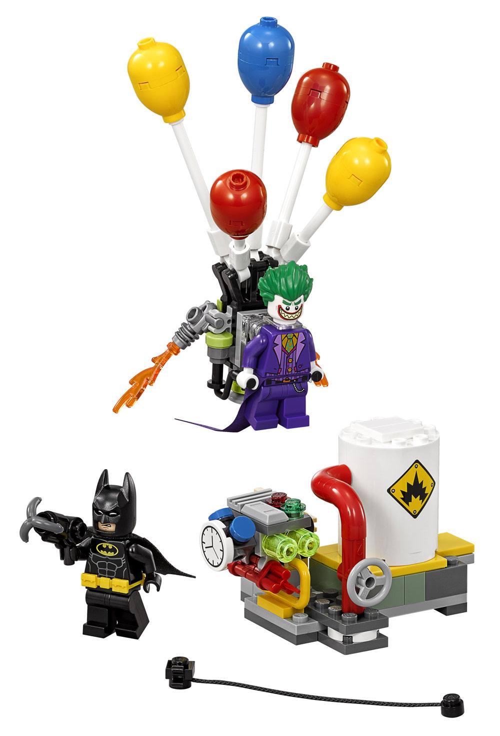 The LEGO® Batman Movie™ The Joker™ Balloon Escape