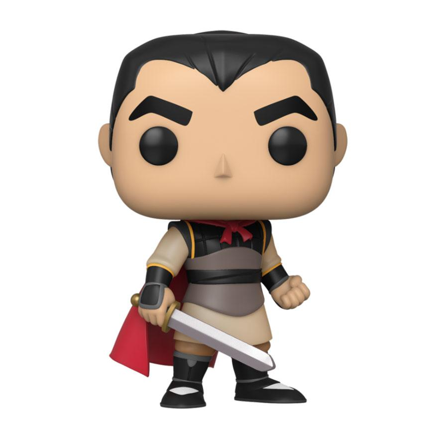 Mulan POP! Movies Vinyl Figure Li Shang 9 cm