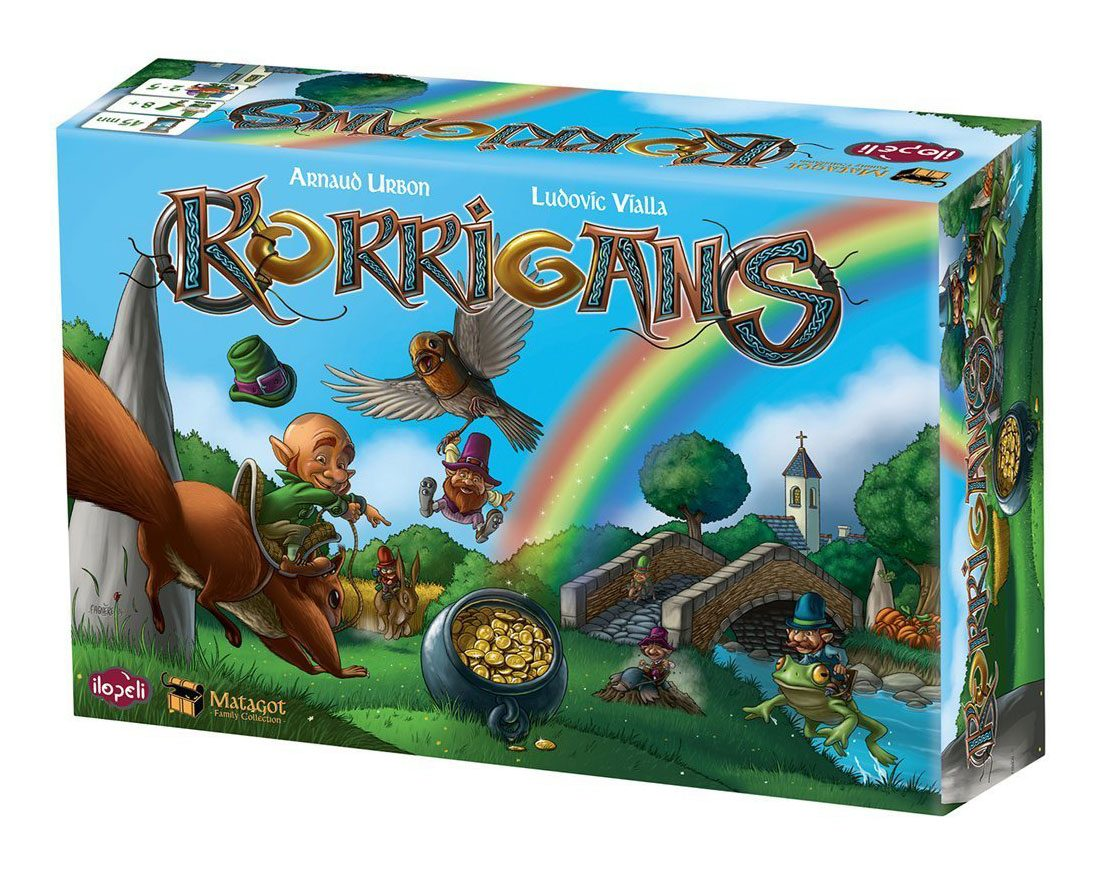Korrigans Board Game *English Version*