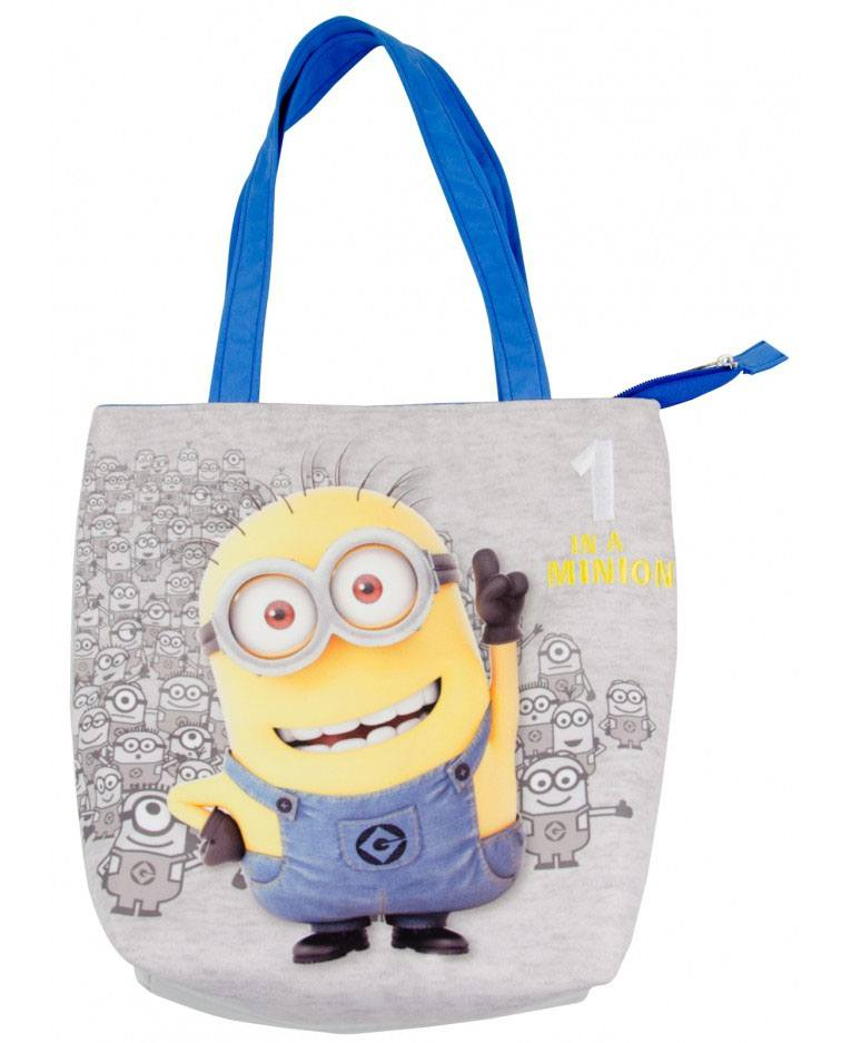 Minions Tote Bag 1 in a Minion 32 x 30 cm