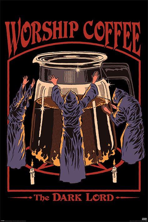 Steven Rhodes Poster Pack Worship Coffee 61 x 91 cm (5)