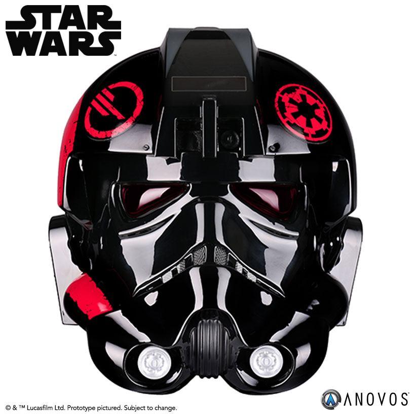 Star Wars Replica 1/1 Inferno Squad Commander Iden Versio Helmet Accessory Ver.