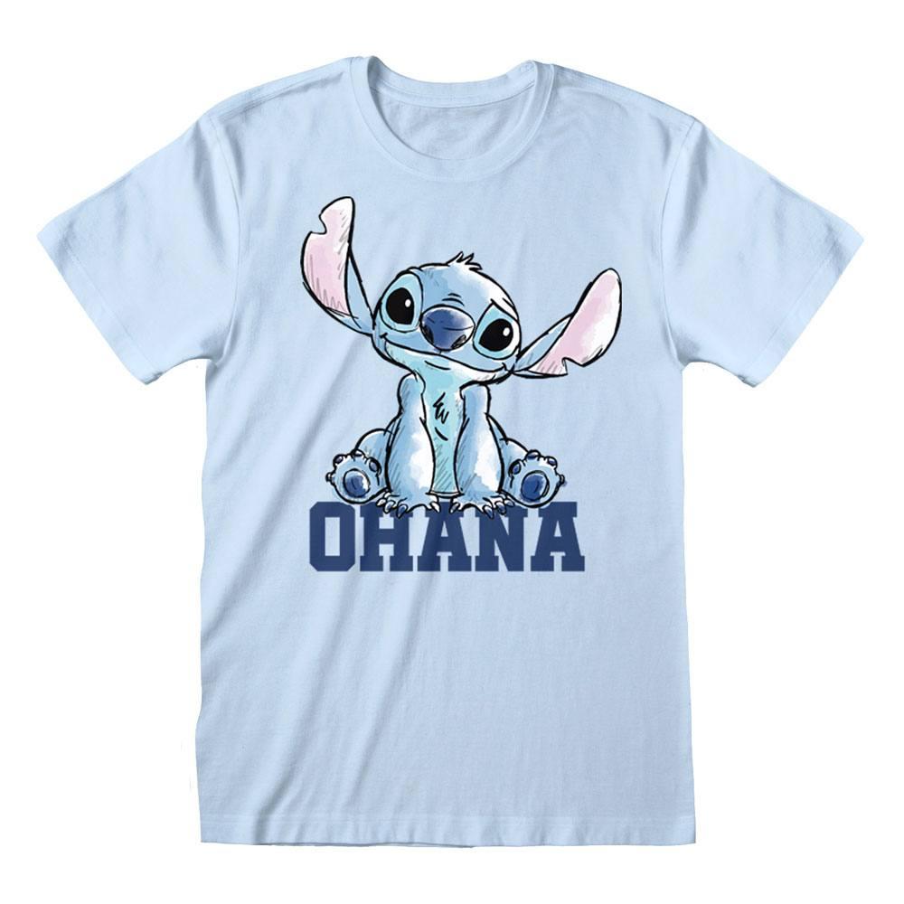 Lilo & Stitch T-Shirt Pastel Stitch Size S