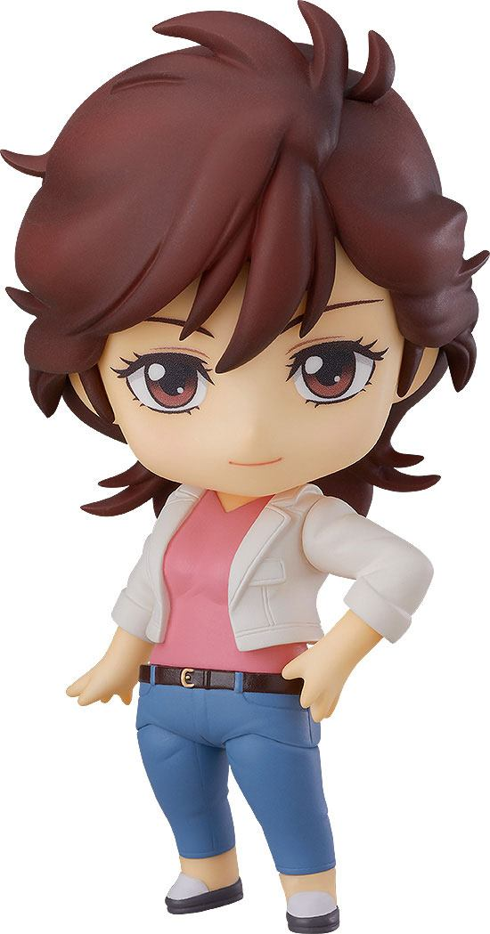 City Hunter the Movie: Shinjuku Private Eyes Nendoroid Action Figure Kaori Makimura 10 cm