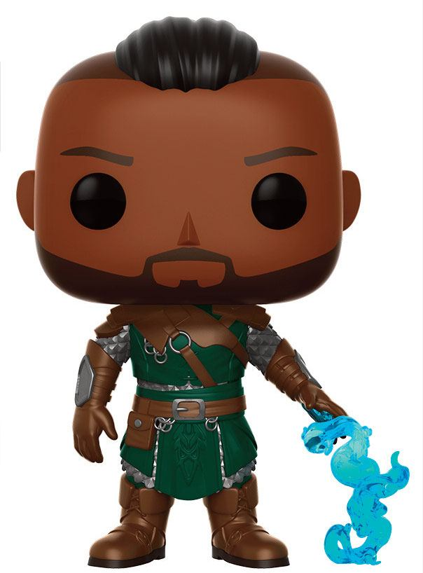 The Elder Scrolls Online Morrorwind POP! Games Vinyl Figure Warden 9 cm