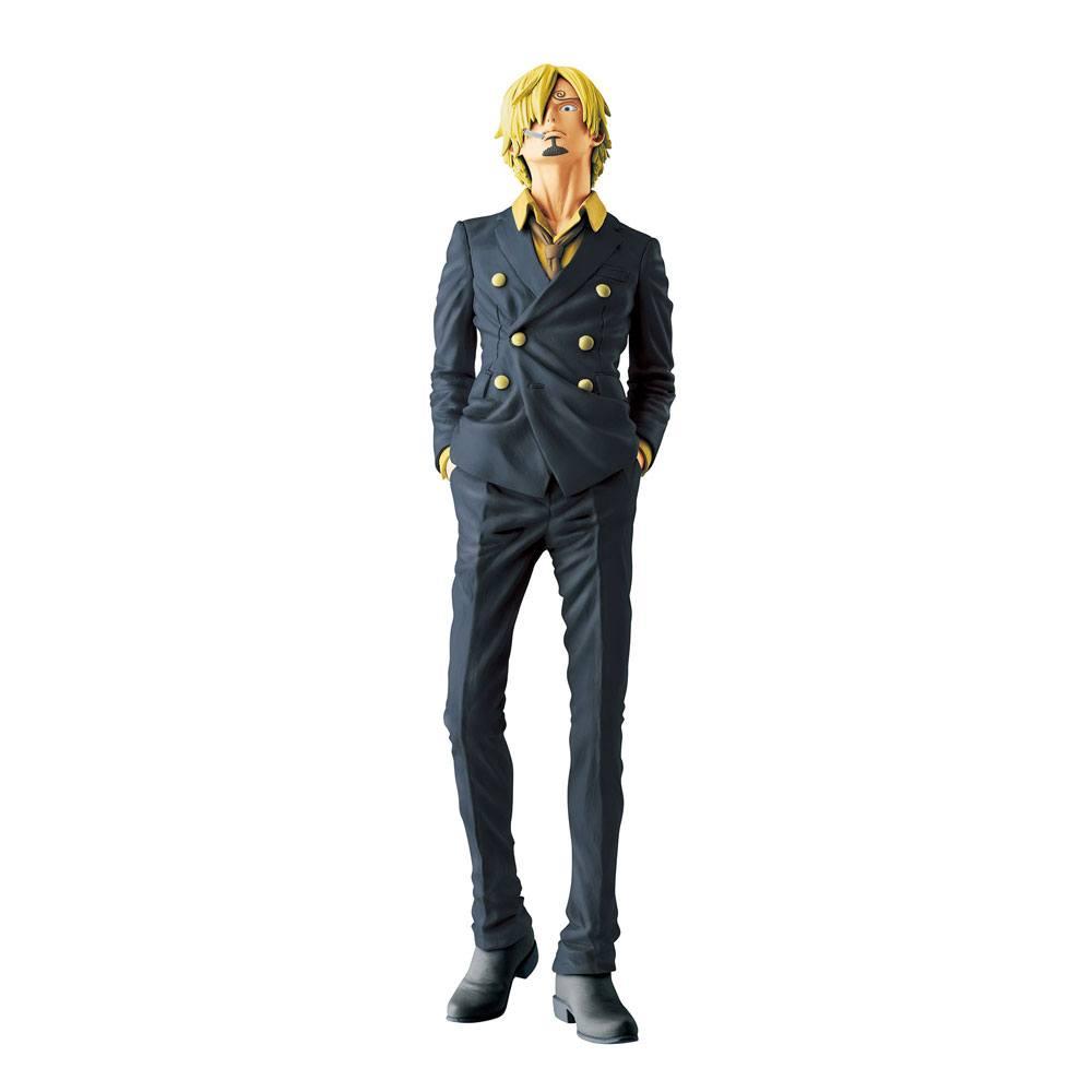 One Piece Memory Figure Sanji 26 cm