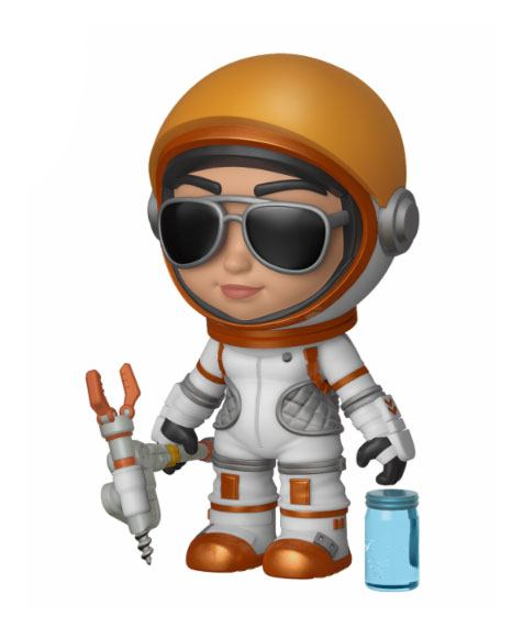 Fortnite 5 Star Action Figure Moonwalker 10 cm