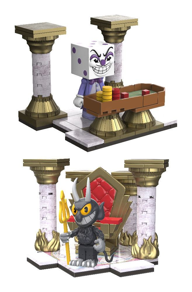 Cuphead Small Construction Sets Wave 1 Assortment (6)