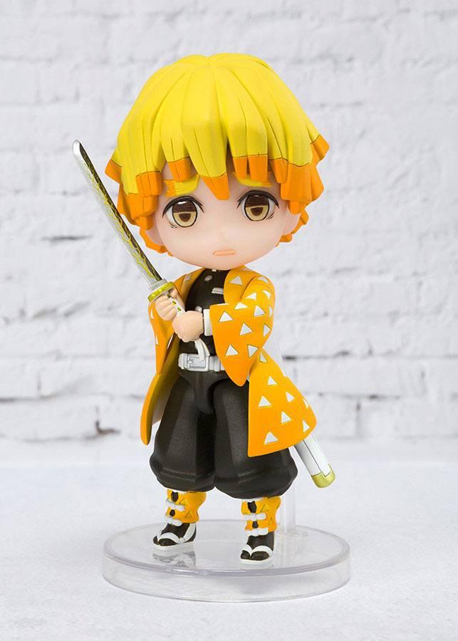 Demon Slayer: Kimetsu no Yaiba Figuarts mini Action Figure Agatsuma Zenitsu 9 cm