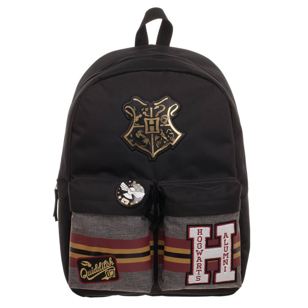 Harry Potter Backpack Patches