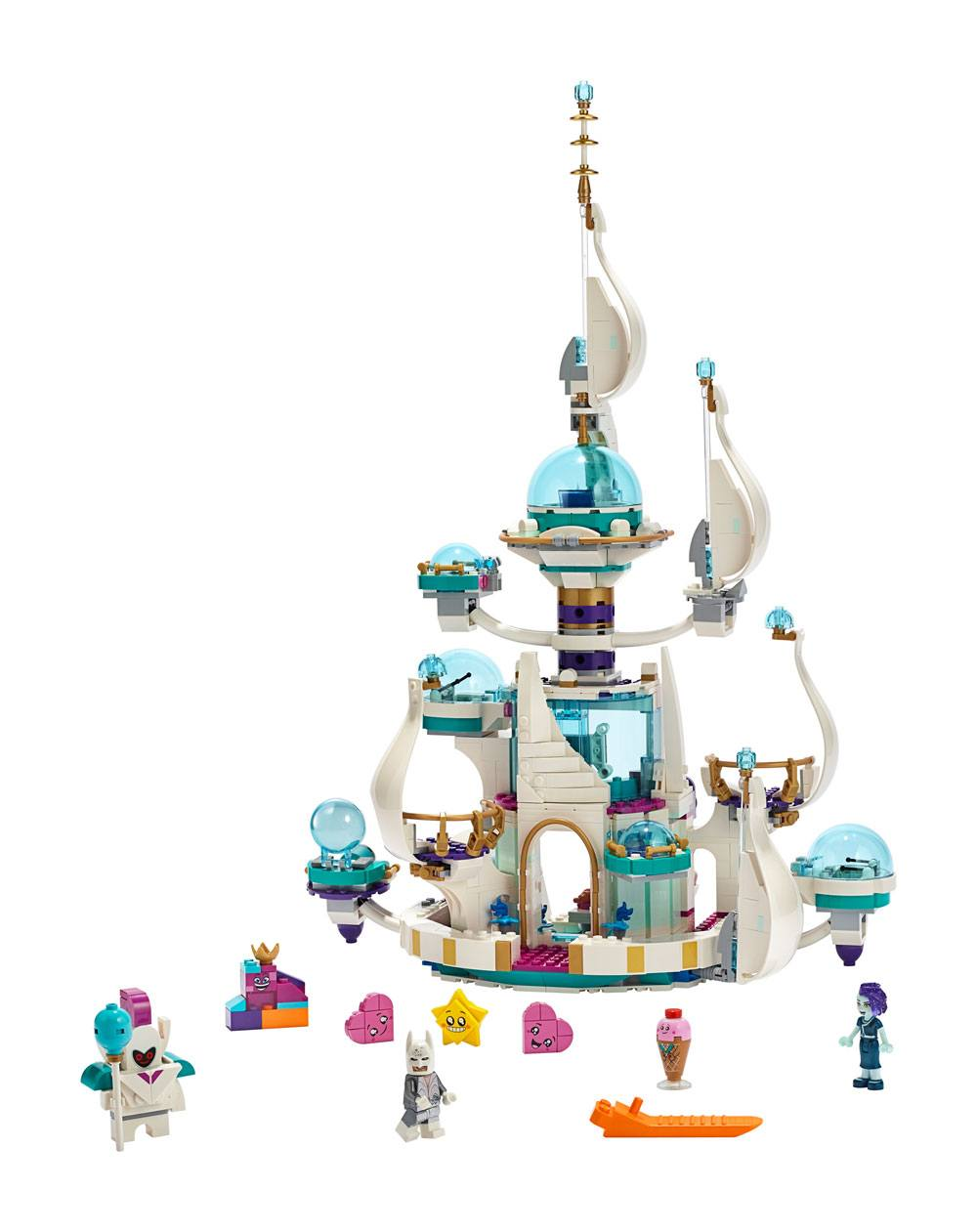 The LEGO® Movie™ 2 - Queen Watevra's 'So-Not-Evil' Space Palace