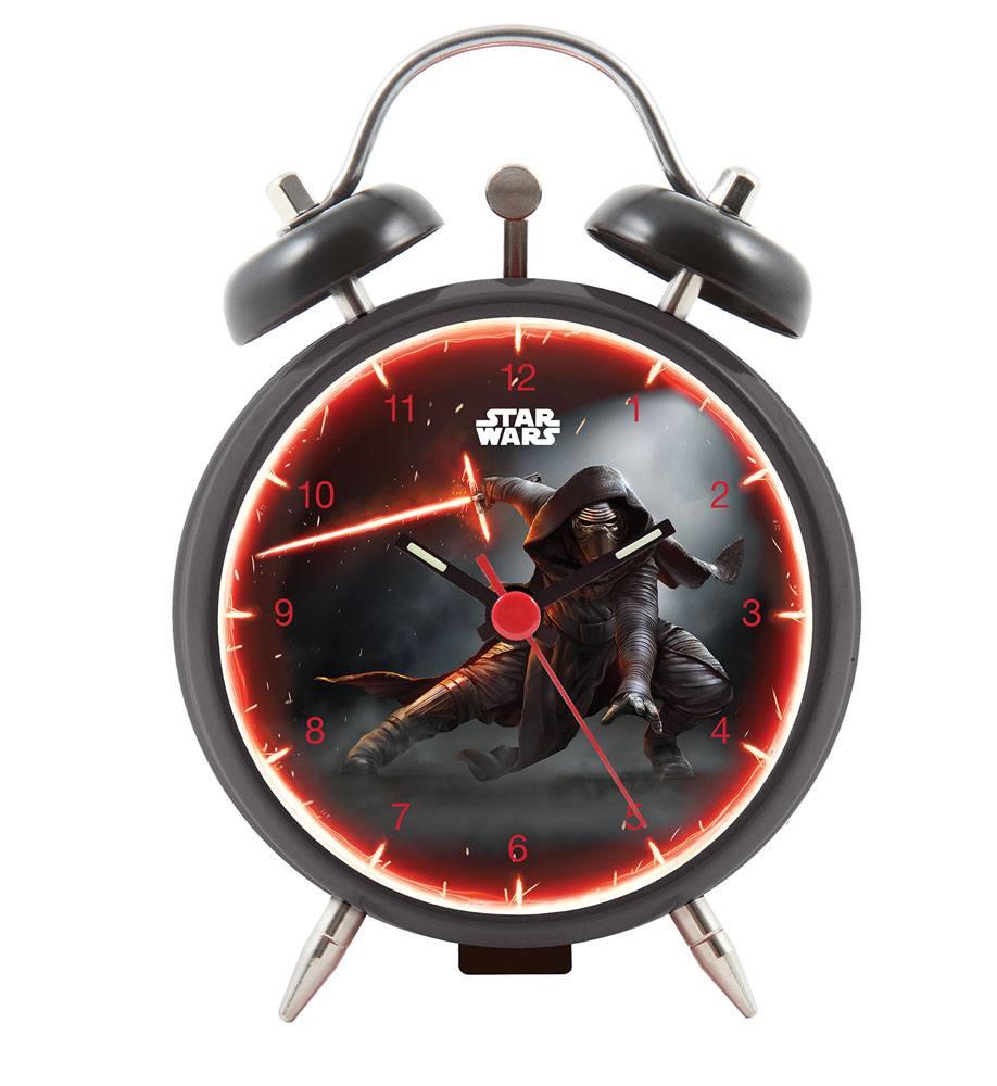 Star Wars Episode VII Alarm Clock with Sound Kylo Ren
