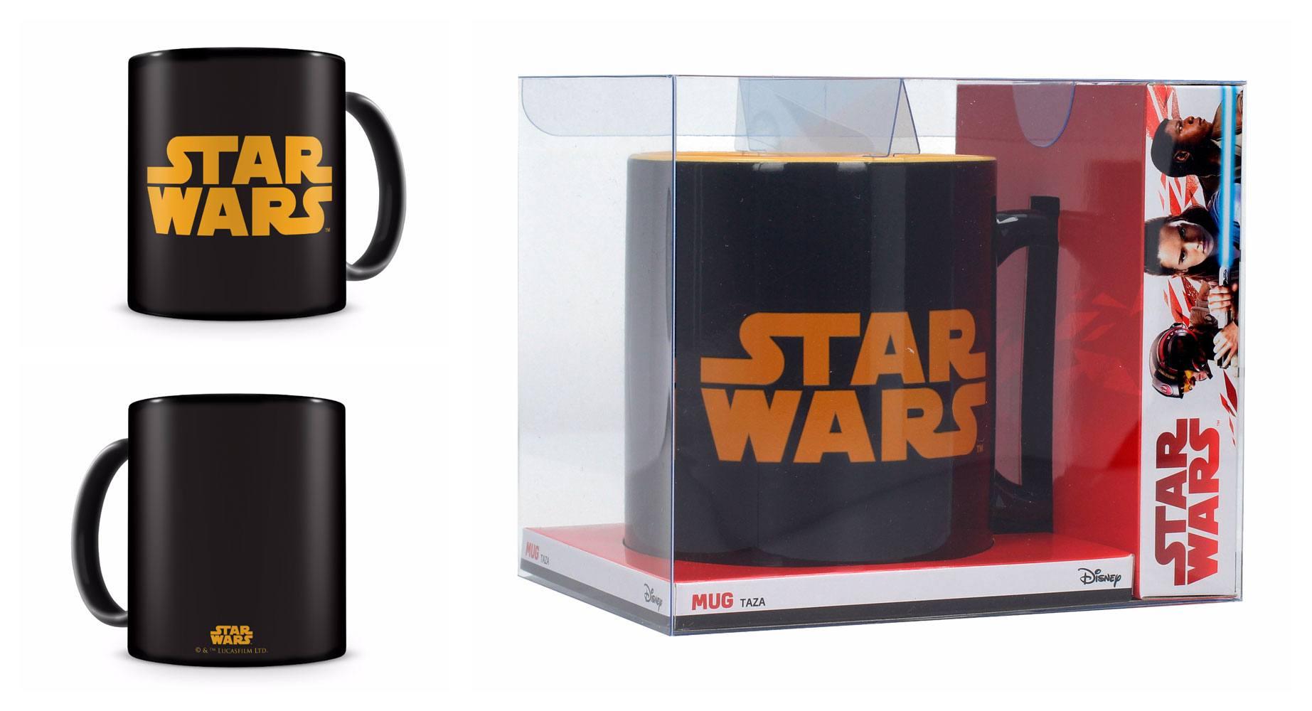 Star Wars Episode VIII Mug Orange Logo