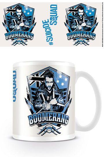 Suicide Squad Mug Boomerang