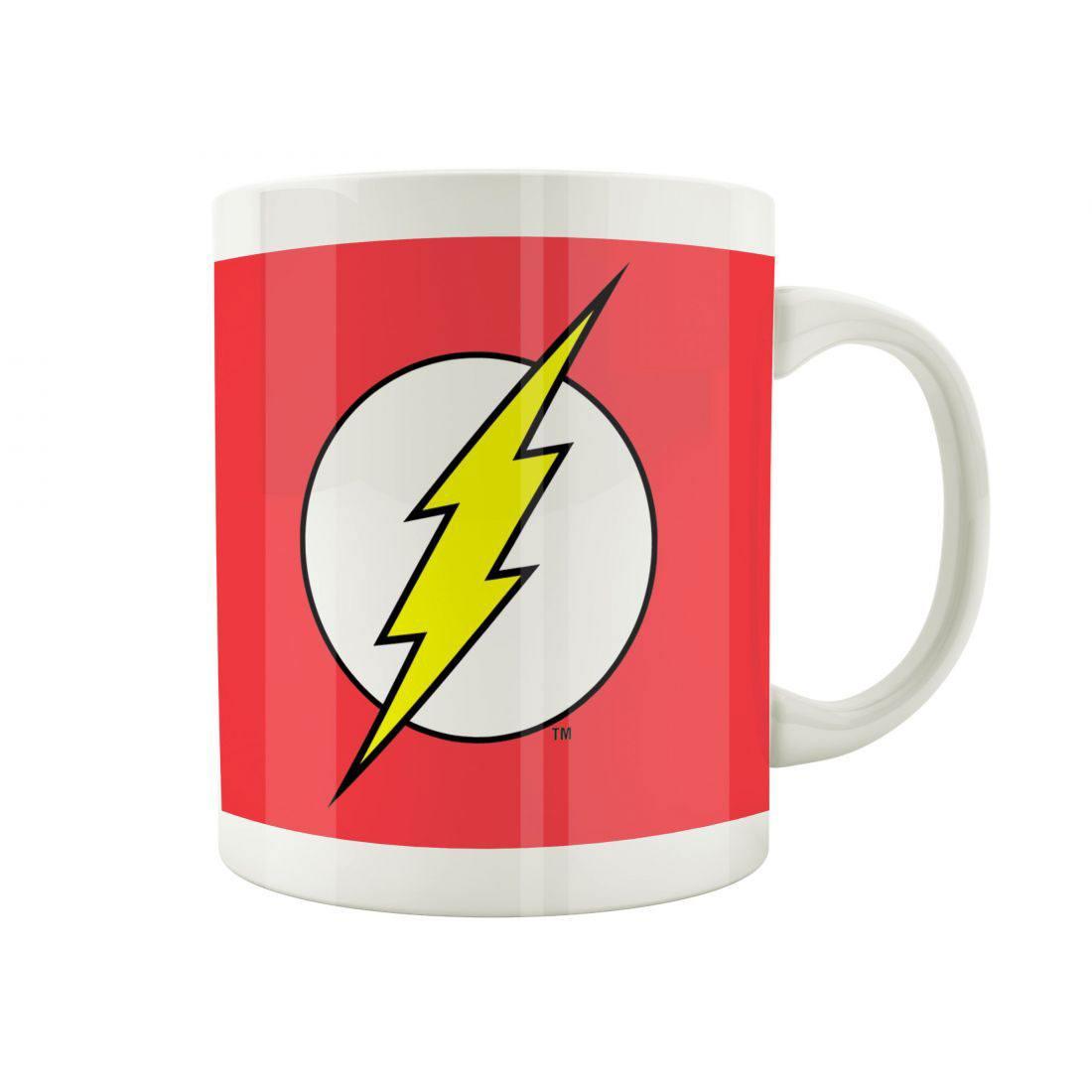 DC Comics Mug Flash Logo