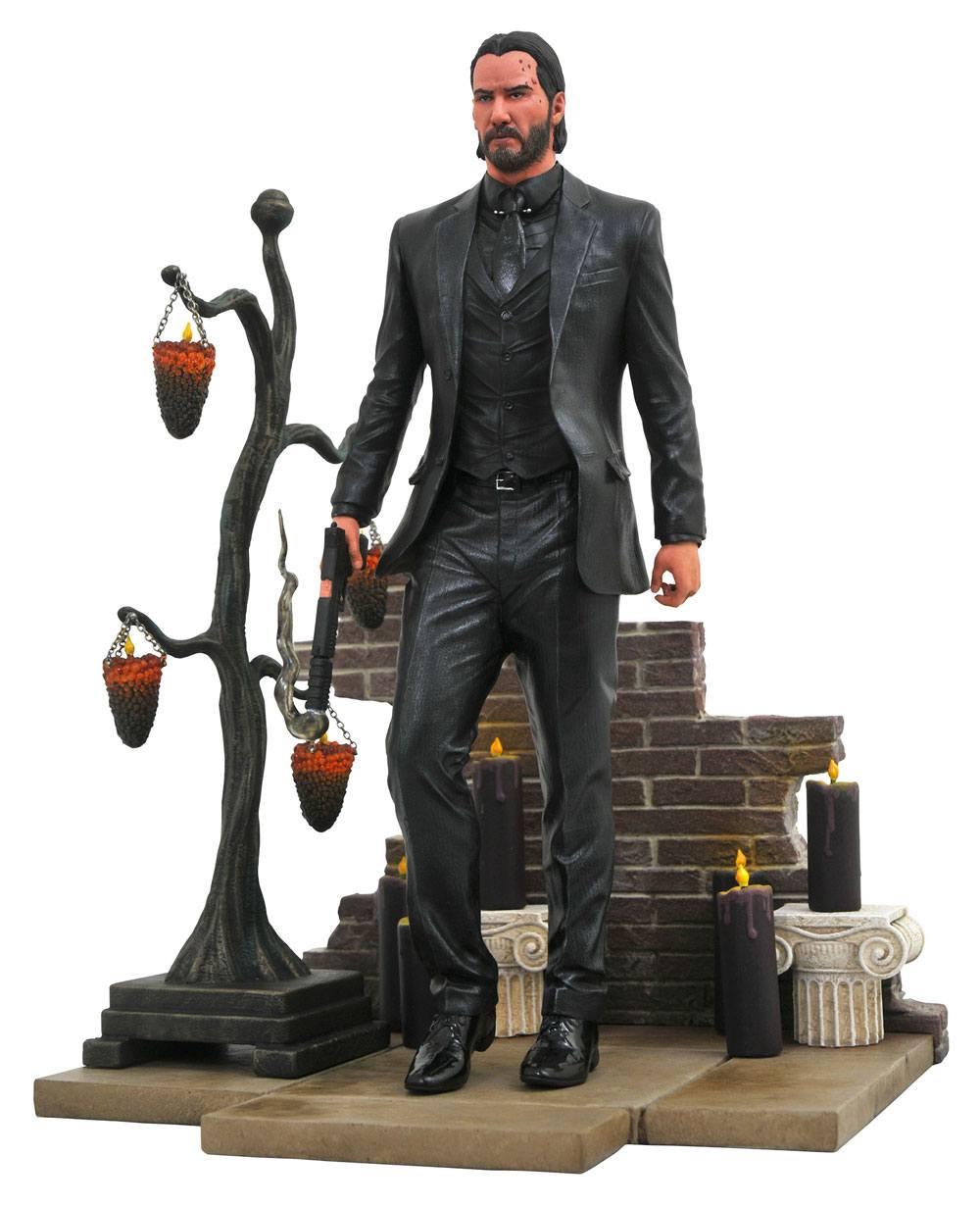 John Wick Gallery PVC Statue John Wick 2 23 cm
