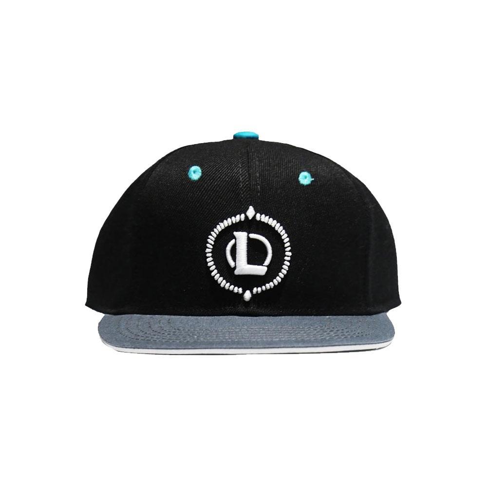 League of Legends Snapback Cap Logo