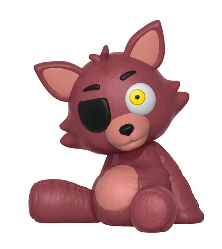 Five Nights at Freddy's Vinyl Figure Foxy Pirate 9 cm