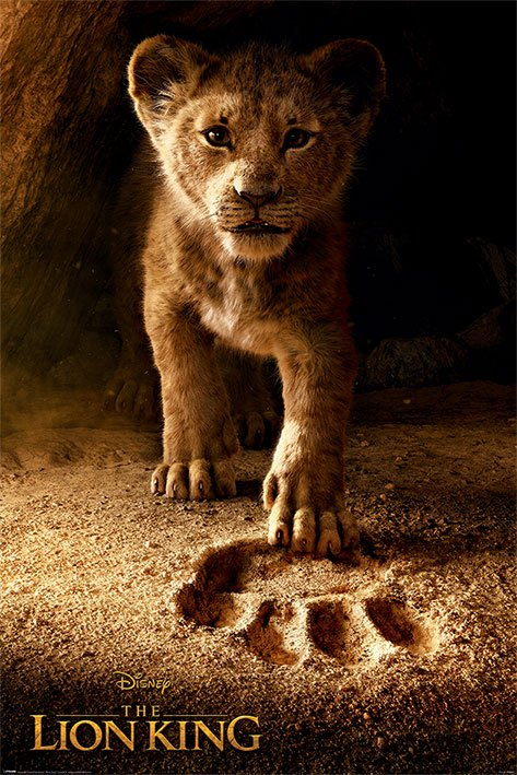 The Lion King Poster Pack Future King 61 x 91 cm (5)