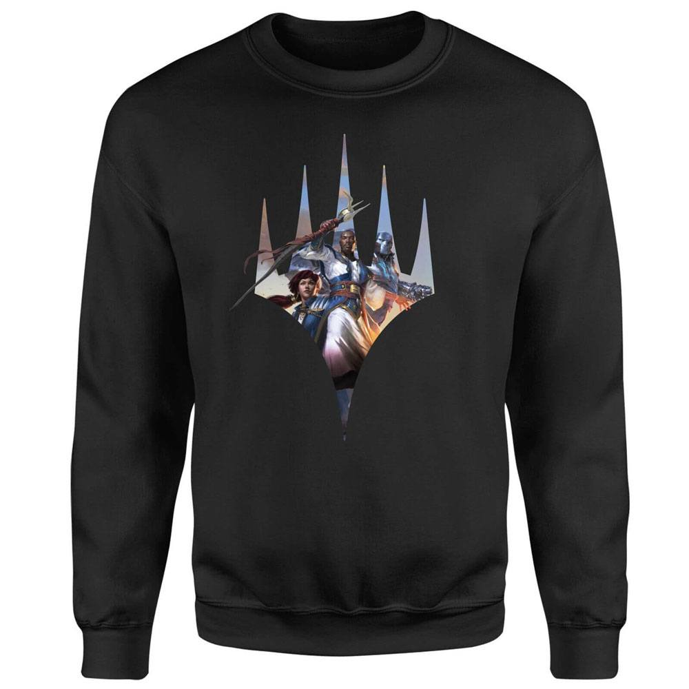 Magic the Gathering Sweatshirt Key Art Logo Size XXL