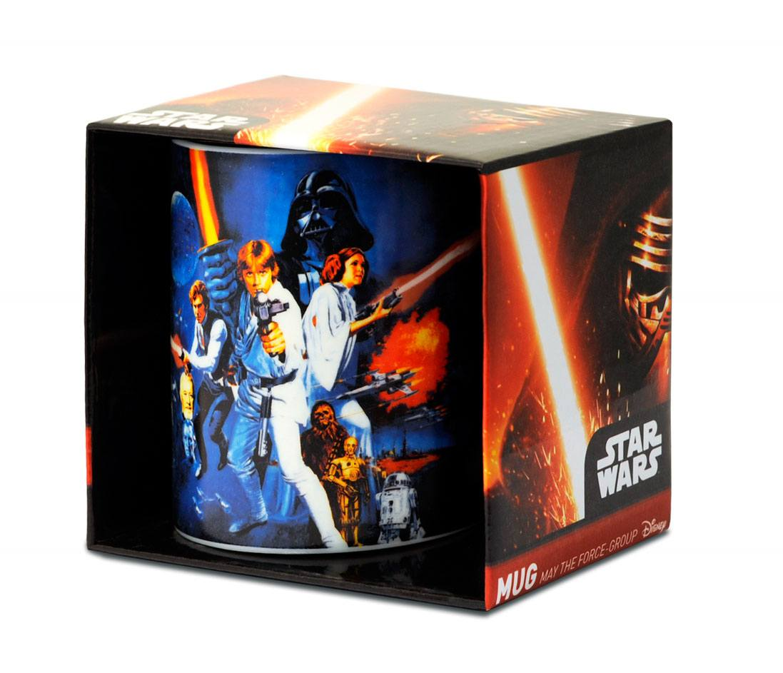 Star Wars Mug May The Force Be With You