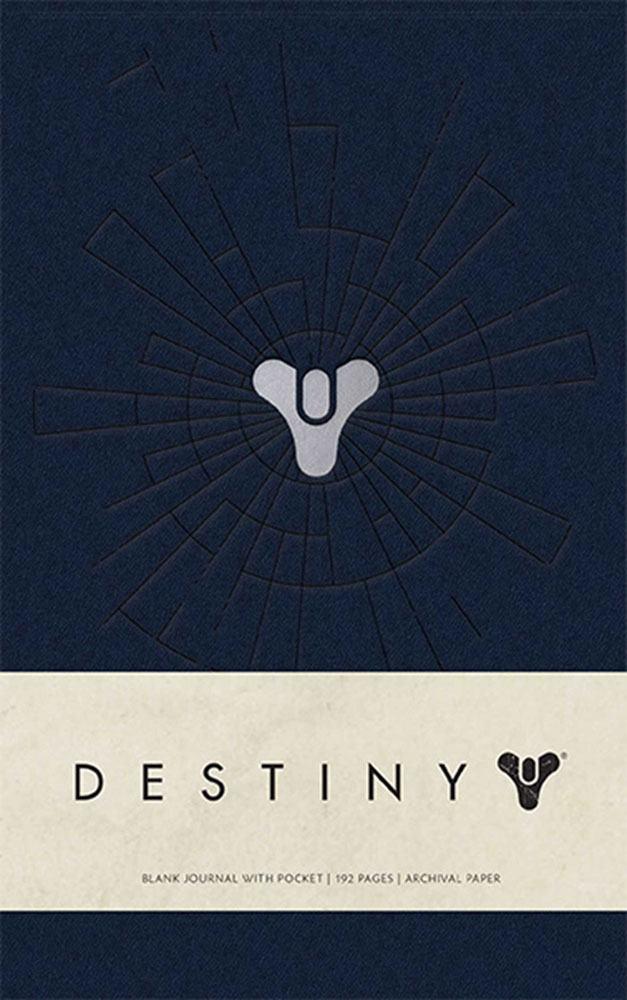 Destiny Hardcover Ruled Journal Logo