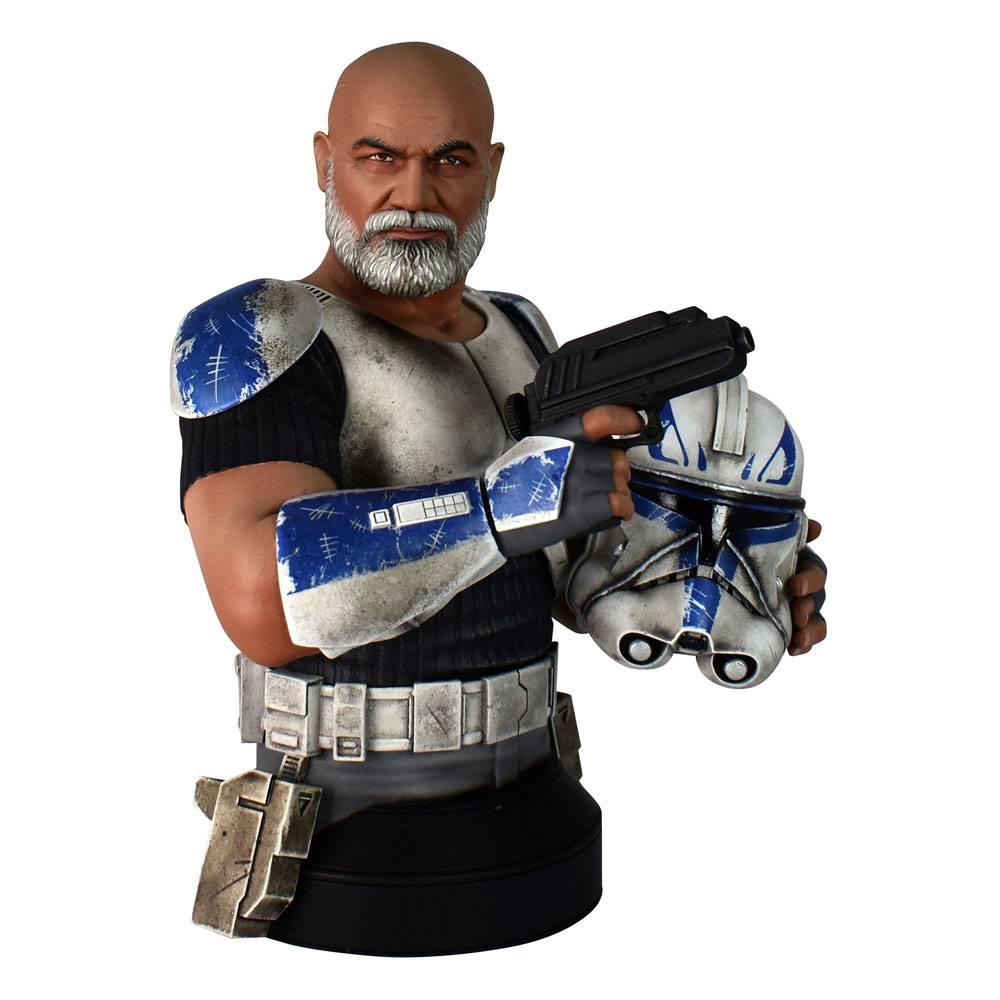 Star Wars The Clone Wars Bust 1/6 Commander Rex 15 cm
