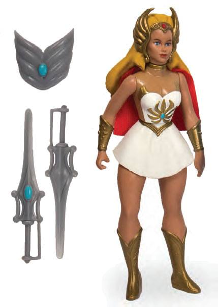 Masters of the Universe Vintage Collection Action Figure Wave 1 She-Ra 14 cm