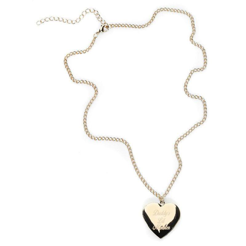 Suicide Squad Harley Quinn Necklace (gold-plated)
